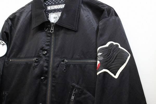 「ネイバーフッドのジャケット 」
