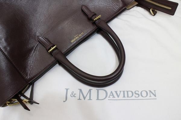 「ラグジュアリーブランドのJ&M Davidson 」