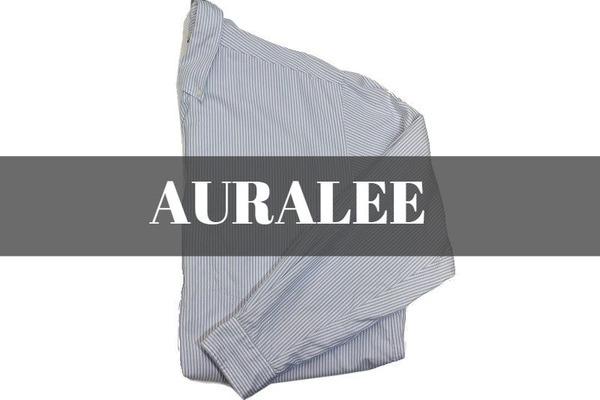 「ドメスティックブランドのAURALEE 」