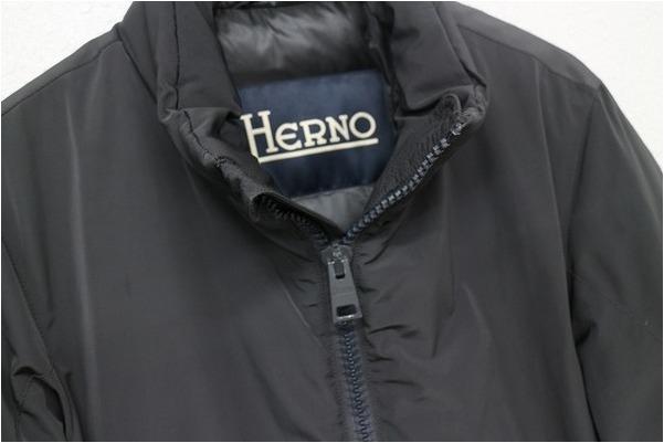 「ラグジュアリーブランドのHERNO 」