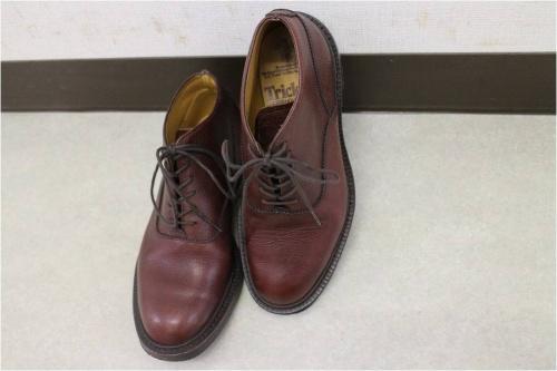 古着のブーツ