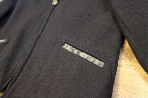 ウールジャケットの本八幡