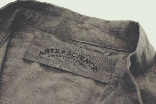 ARTS & SCIENCEのバンドカラー