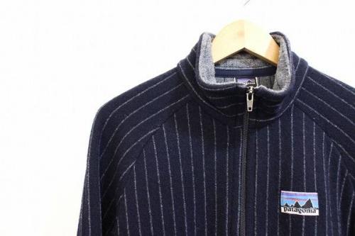 パタゴニアのキルトアゲインジャケット