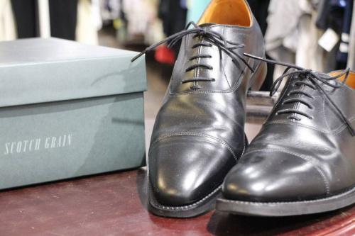 革靴の中古