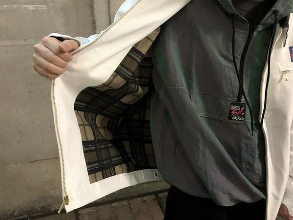 ディッキーズのジャケット