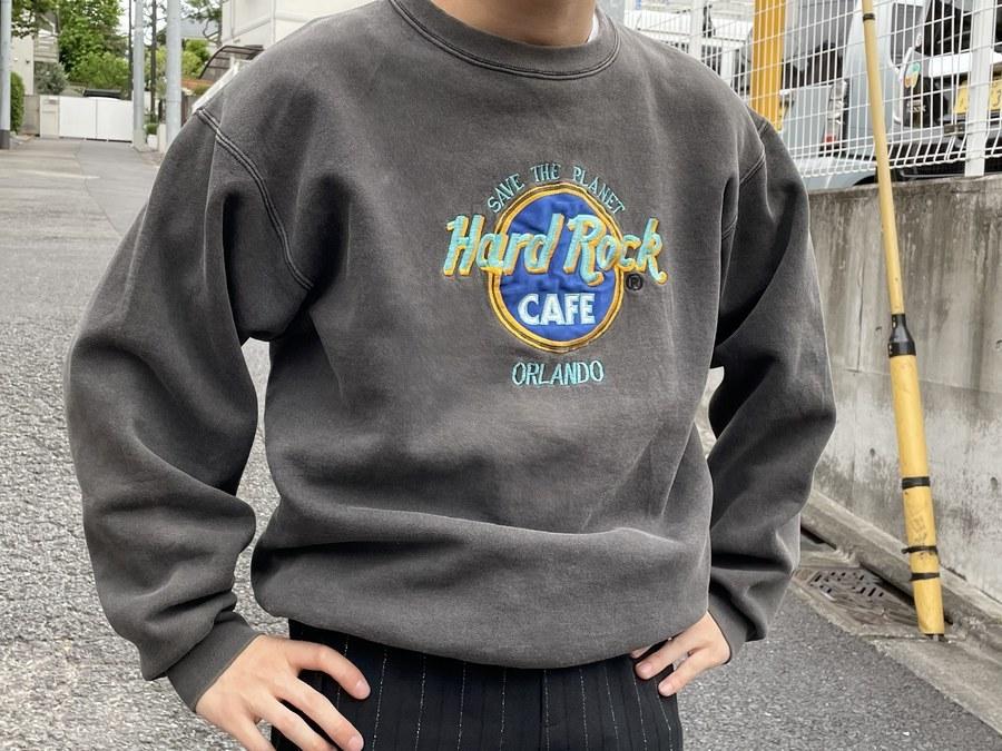【Hard Rock cafe/ハードロックカフェ】一着は持っておきたいスウェット買取入荷致しました!