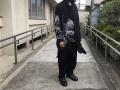 「ドメスティックブランドのBLACK Scandal Yohji Yamamoto 」