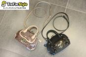 【SalvatoreFerragamo】Mini Fiamma Bag2型買取入荷いたしました!