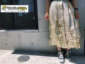 【TARO HORIUCHI/タロウホリウチ】より17SSの未来的デザインの一着をご紹介♪