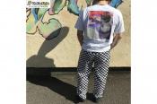 漢字を使った独特なデザイン!!【LONELY/ 論理】よりインパクトのあるTシャツとパンツのご紹介です。
