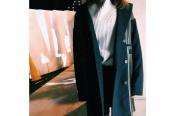 【MM6/エムエムシックス】より切替コートのご紹介!!
