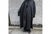 Y's(ワイズ)よりウールギャバステンカラーコートが買取入荷!!