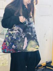 【macromauro/マクロマウロ】よりトートバッグが買取入荷致しました!!