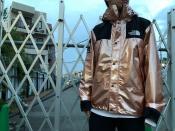 【Supremex The North Face/シュプリーム × ノースフェイス】より18SSのメタリックマウンテンジャケットが入荷!!
