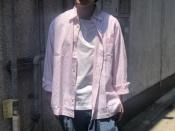 ISSEY MIYAKE / イッセイミヤケ より16SSのシワ加工シャツをご紹介。