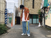 SUPREME / シュプリーム 19SSでも人気の高いCherry rayon shirt / チェリー レーヨンシャツが入荷!!