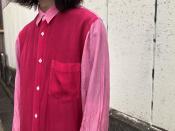 【下北沢アーカイブブログ】2005SS COMME des GARCONS HOMME / コムデギャルソンオム 製品染めシャツをご紹介。
