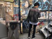 BALENCIAGA / バレンシアガ より定番アイテムとなった18AWのlike a man denim jacket / ライクアマンデニムジャケットのご紹介!!