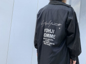 Yohji Yamamoto Pour Homme / ヨウジヤマモトプールオム 2018SSコレクションより人気のCupro Staff Shirt / キュプラスタッフシャツをご紹介。