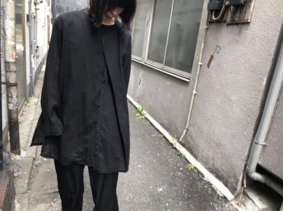 「ドメスティックブランドのYohji Yamamoto 」