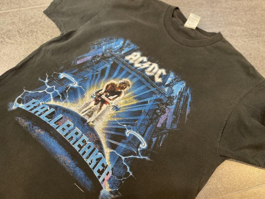 「ヴィンテージアイテムのAC/DC 」