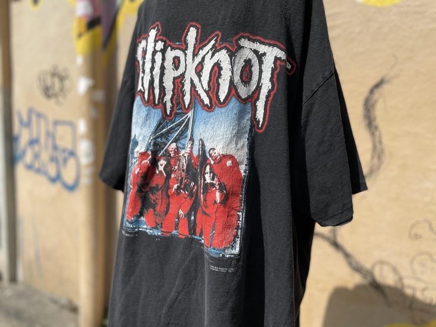 「ヴィンテージアイテムのSlipknot 」
