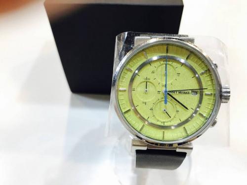 腕時計のISSEY MIYAKE