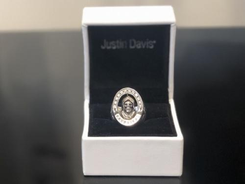 ジャスティンデイビスのCrypt Ring