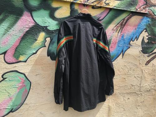 ファセッタズムのリブM-65ジャケット