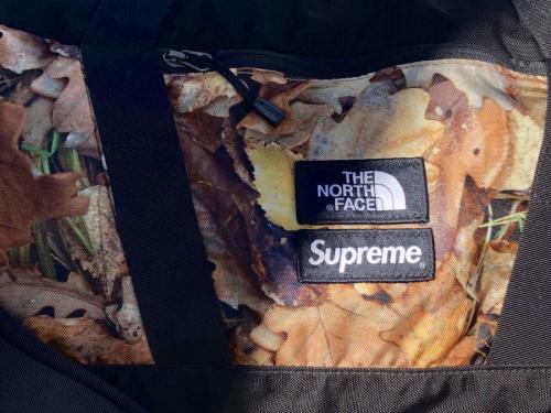 Supremex The North Faceのシュプリーム × ノースフェイス