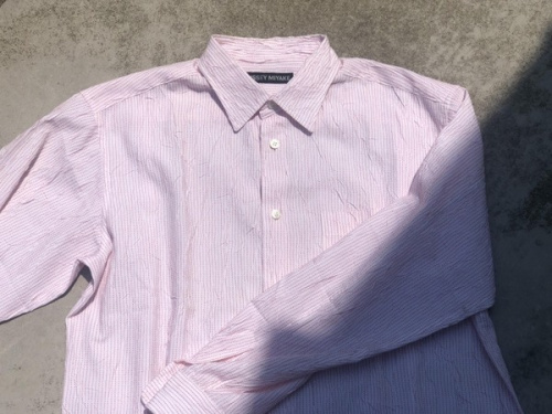 16SS 2016年春夏のシャツ