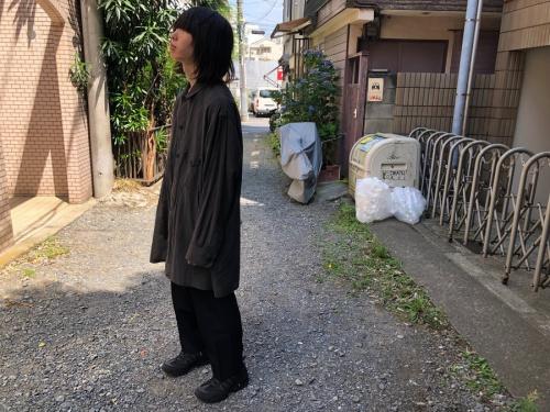 ドメスティックブランドのYohji Yamamoto