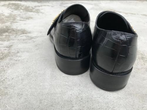レザージューズの革靴