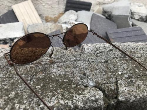 メゾンマルタンマルジェラのサングラス