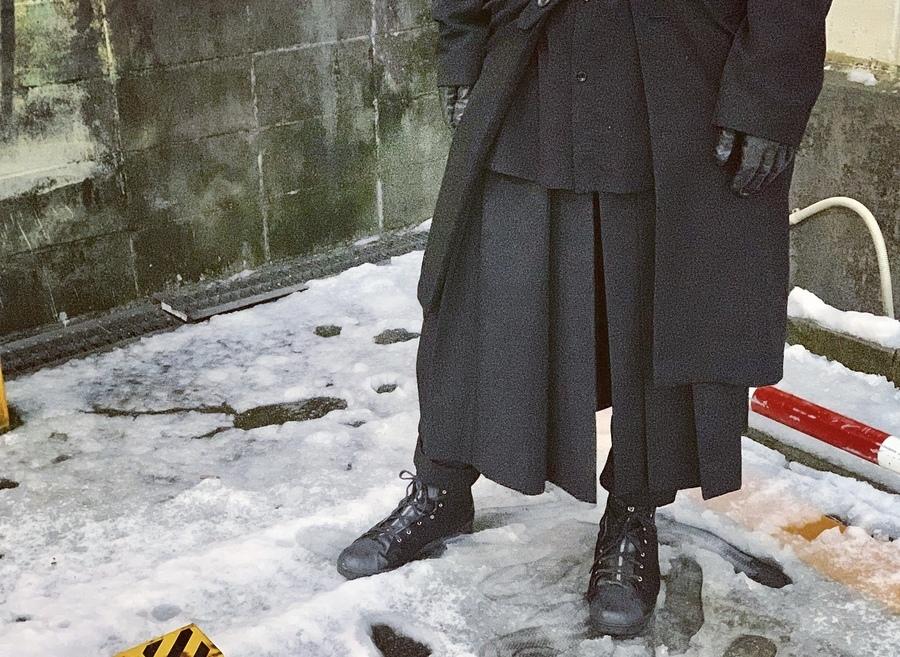 Yohji Yamamoto Pour Hommeのヨウジヤマモトプールオム