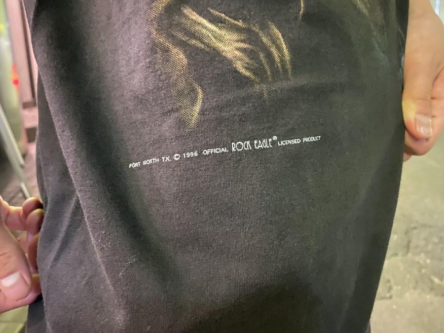 90'sヴィンテージプリントTシャツの下北沢 古着
