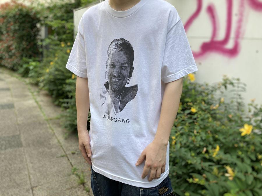 ミドリカワの20SSウルフギャングTシャツ