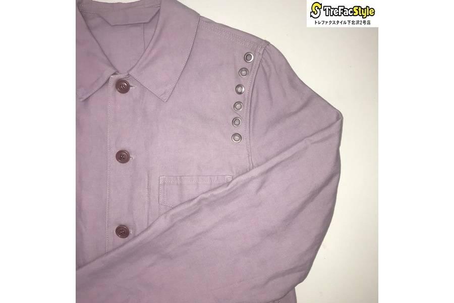 スウェーデン代表。【ACNE STUDIOS】よりこだわりのディテールが詰まったジャケットのご紹介です!