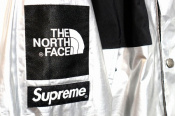 【Supreme×THE NORTH FACE】シュプリーム×ザノースフェイス Metallic Mountain Parka入荷!!