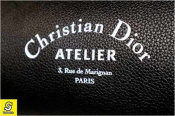 "Christian Dior /クリスチャン ディオール グレインドカーフスキン ""ROLLER"" クラッチ 入荷!"