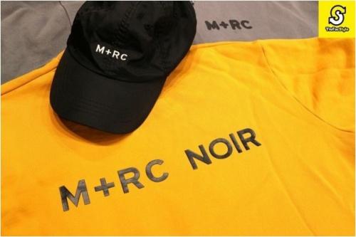 ストリートブランドのM+RC NOIR