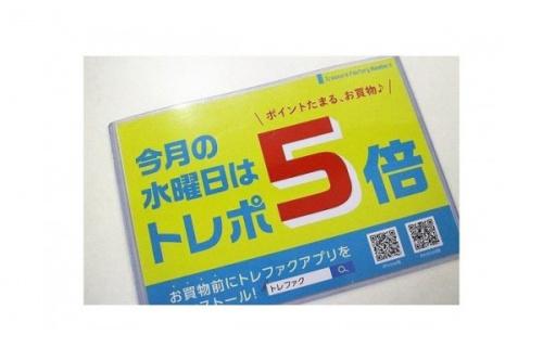 トレファクスタイル烏丸今出川店ブログ画像1
