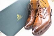 英国を代表する革靴ブランドCrockett & Jones/クロケット&ジョーンズ!コンビネーションブーツが入荷しました!