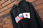 明確なテーマを持って服作りを行うロシアのブランドGosha Rubchinskiy/ゴーシャラブチンスキー !Double Sleeve Hoodieが入荷しました!