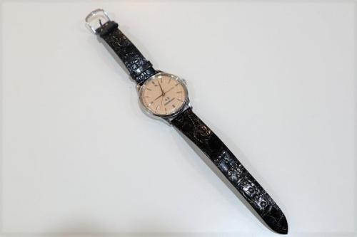 オリエントの時計