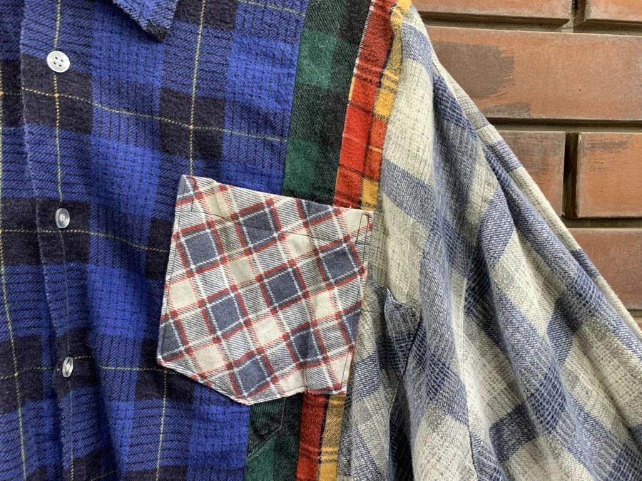 Wide 7 Cuts Shirtの方南町