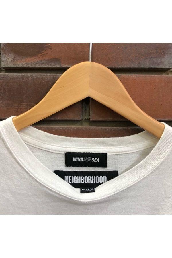 ネイバーフッド×ウィンダンシーのTシャツ