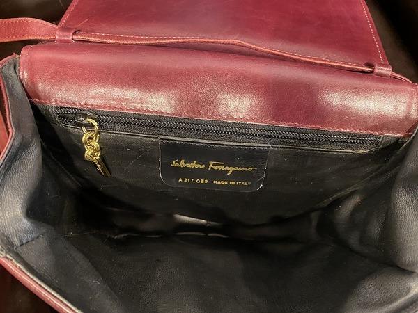 サルヴァトーレ フェラガモのバッグ