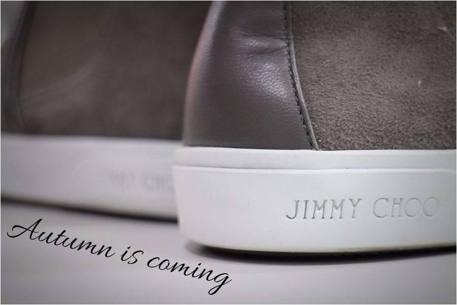 「Jimmy Chooのスニーカー 」